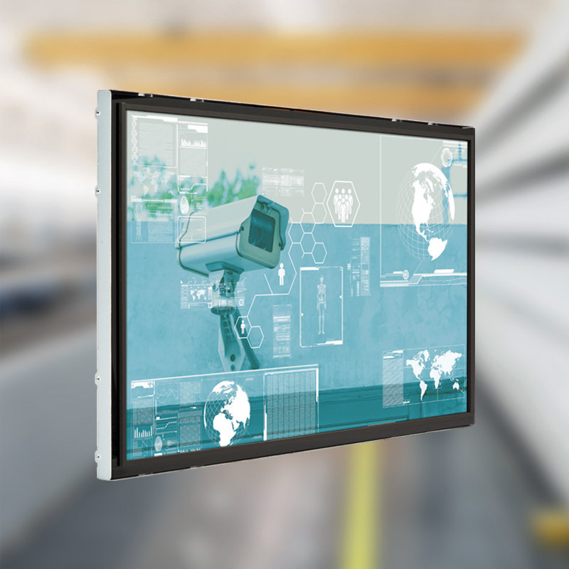 Modern HMI: Security Interface
