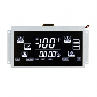 Product Mono LCD White