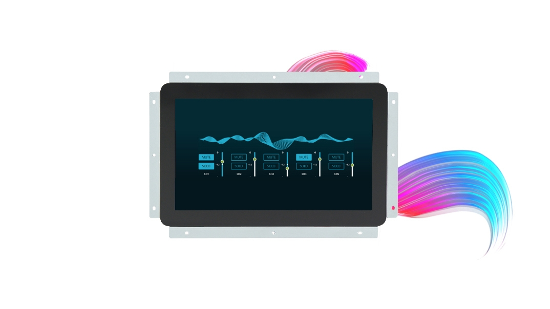 Industrial TFT Monitors